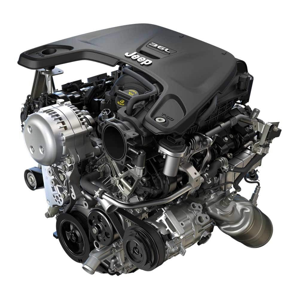 Discover The New Jeep Wrangler Turbo Engine Options
