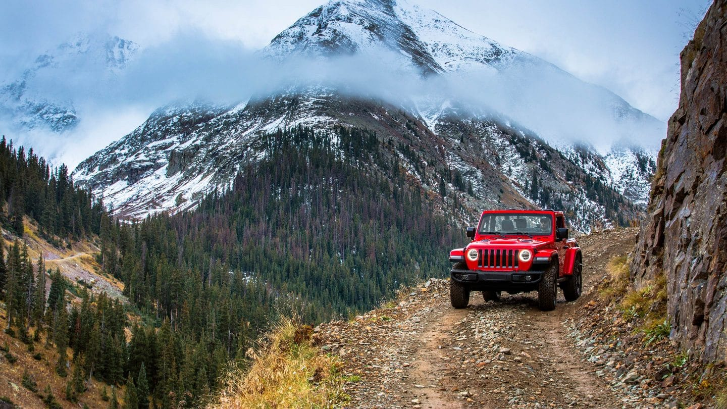 2018 All-New Jeep Wrangler