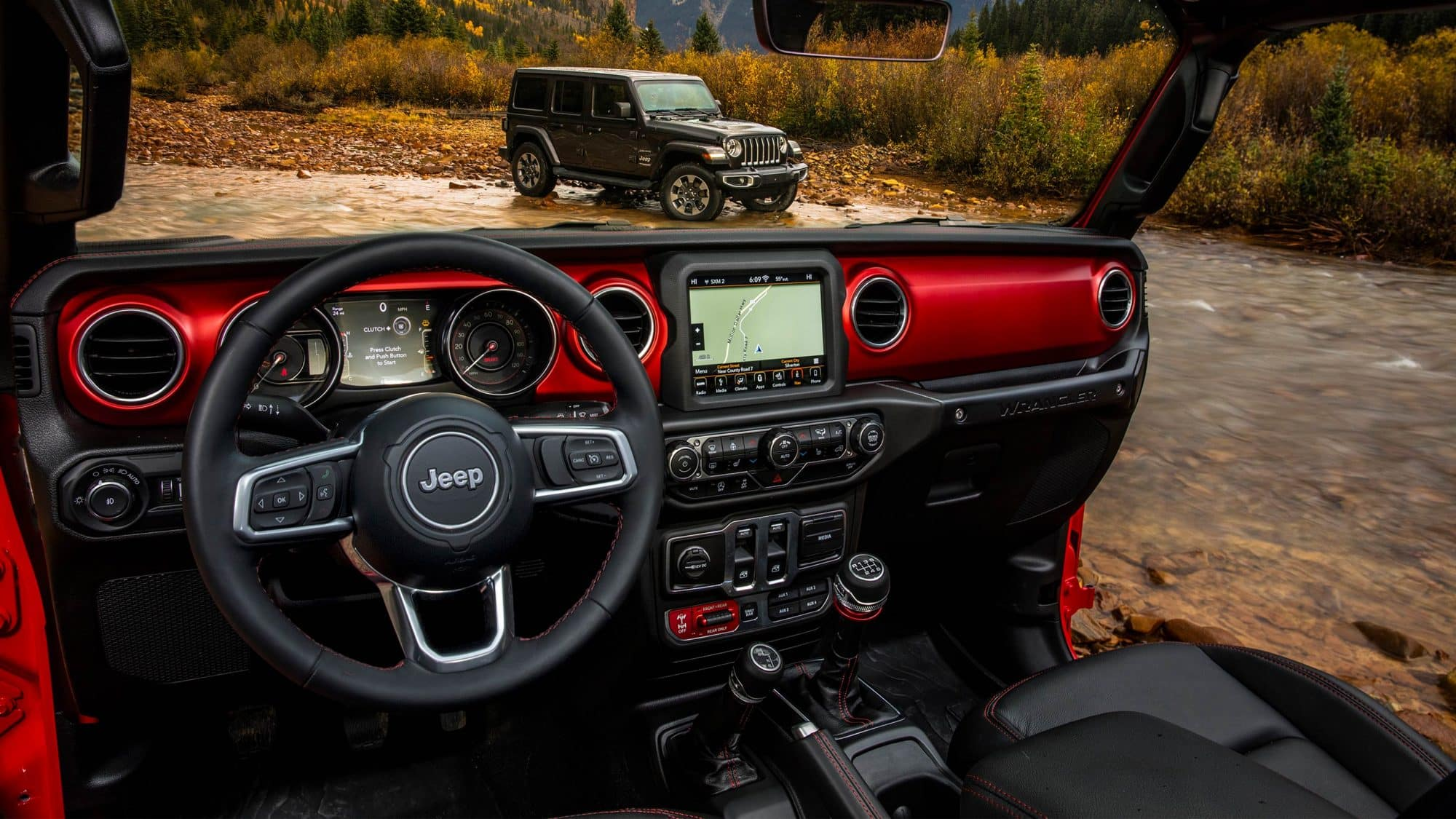 2018 Jeep All-New Wrangler