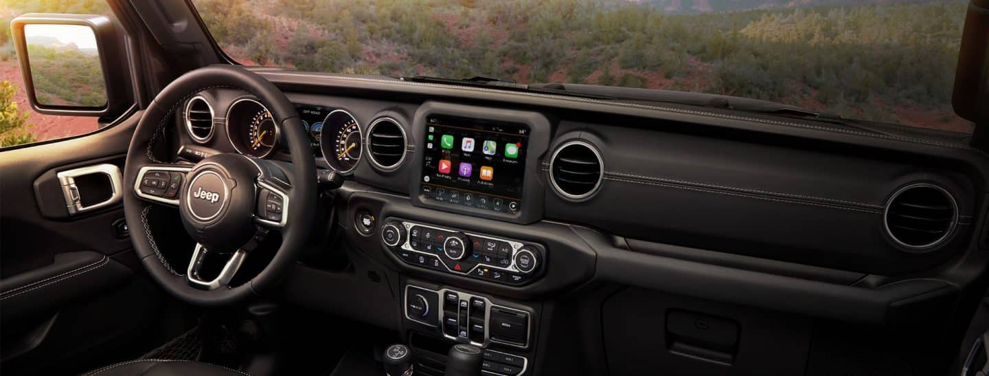 JL_Interior_desktop. ALL-NEW 2018 JEEP® WRANGLER