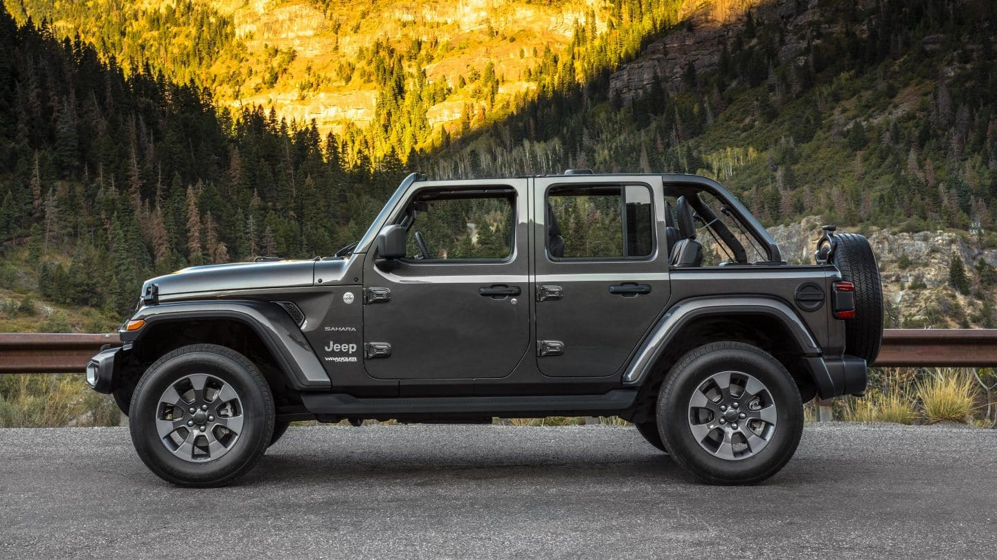 All New 2018 Jeep Wrangler Elevate Your Next Adventure