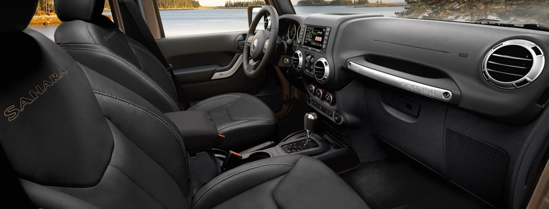 2018 Jeep Wrangler JK Interior