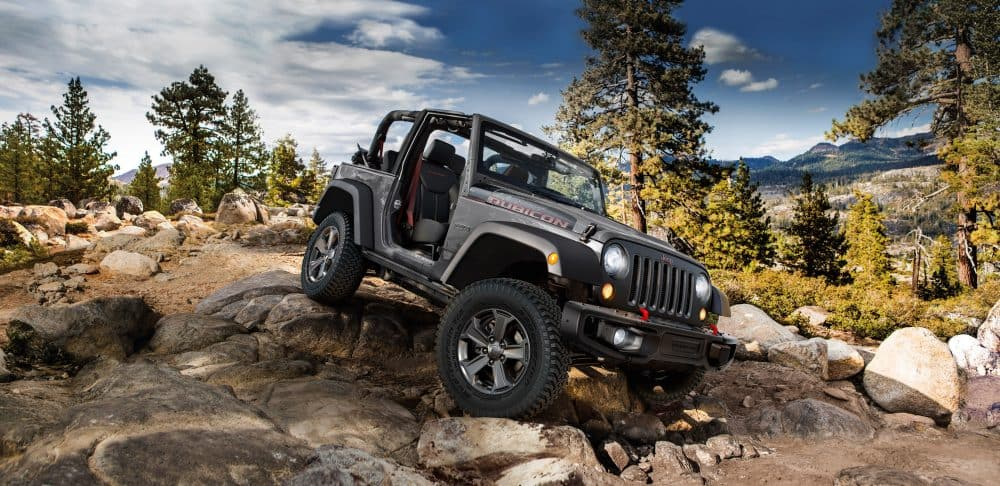 Amazing Used Jeep Wrangler