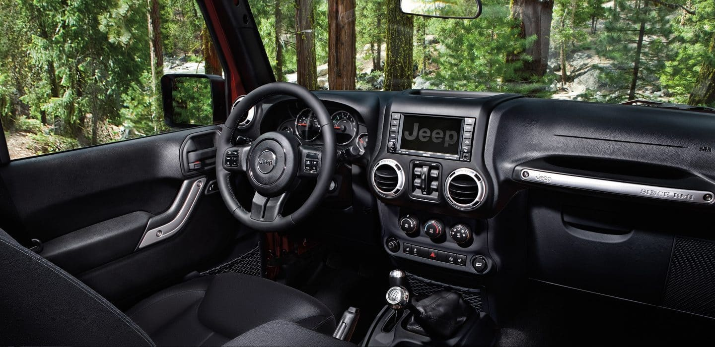 2018 Jeep Wrangler Unlimited JK