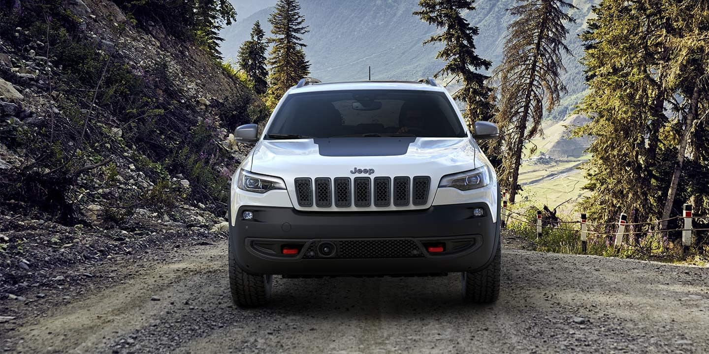 2019 Jeep Cherokee Cuv Photo And Video Gallery