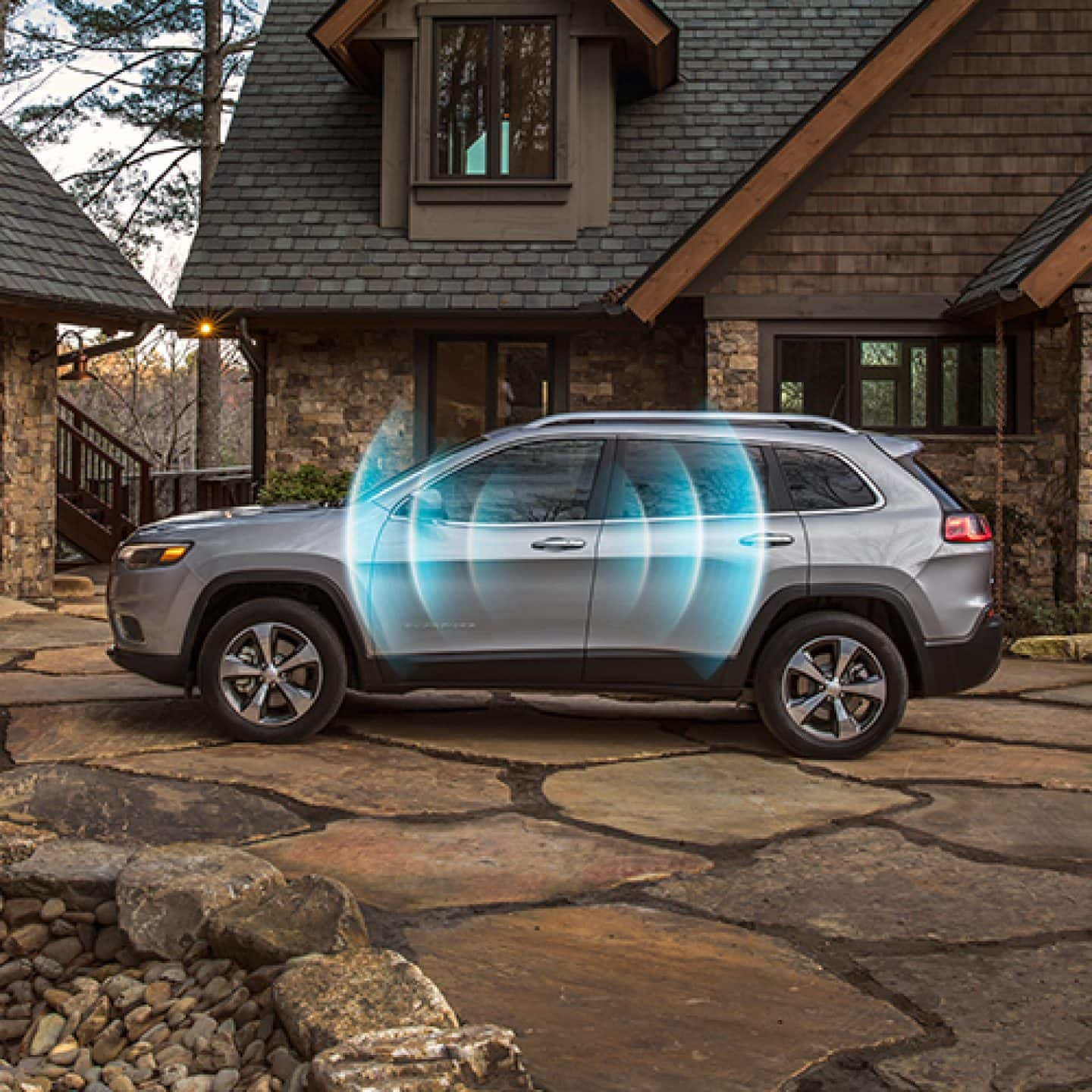 2019 Jeep® Cherokee Protection, Convenience, & Safety Features