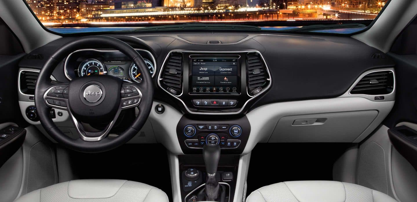 2019 Jeep Cherokee Limited Interior Refined Details Nice Ideas