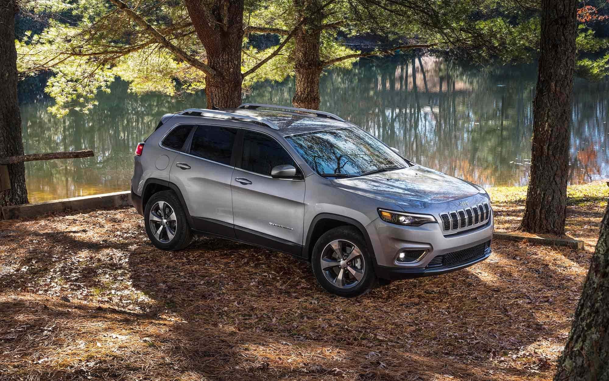 New 2019 Jeep Cherokee for sale near Ocean City, NJ ...