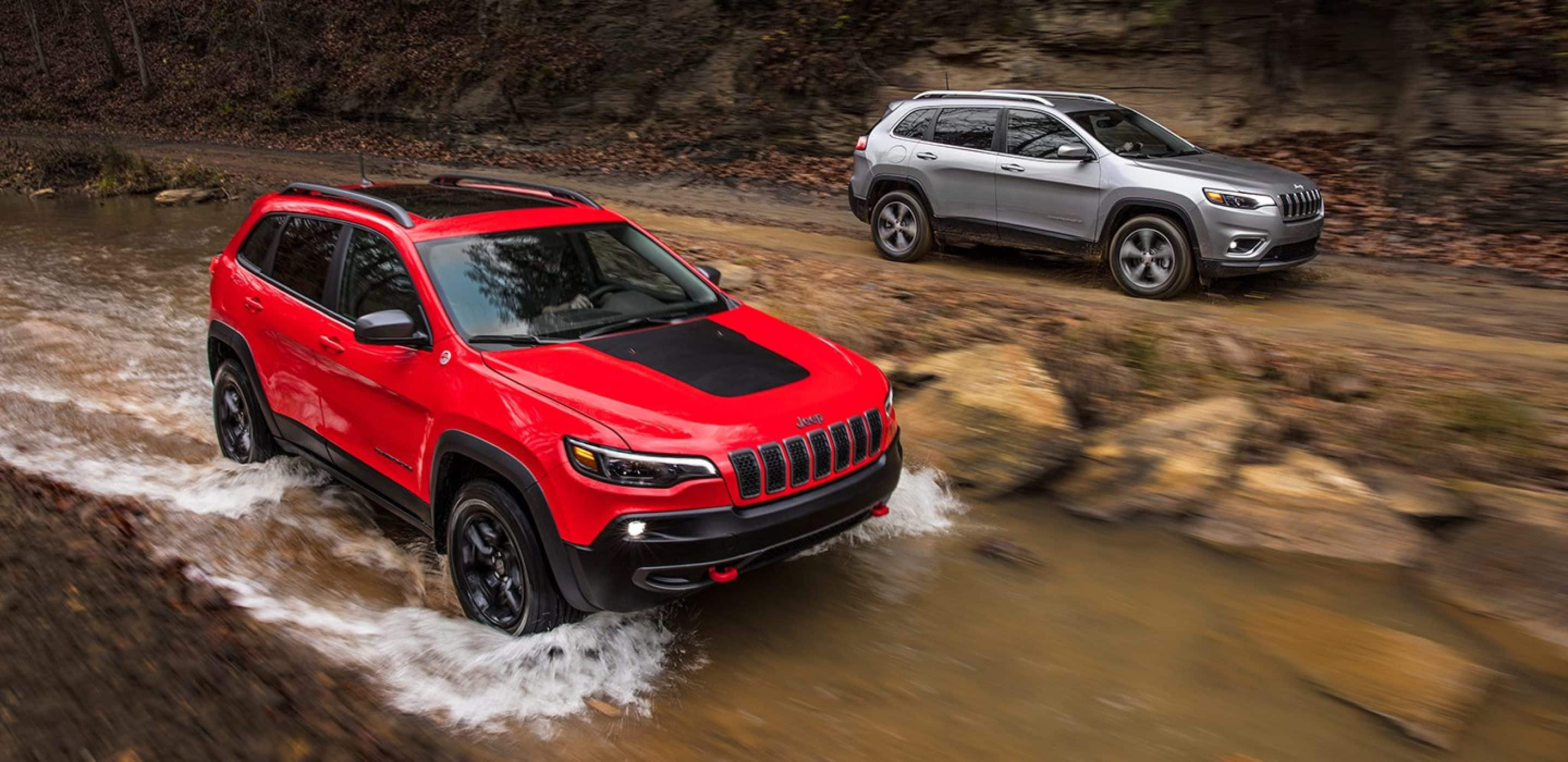 2019 Jeep Cherokee for sale near Bowling Green, Toledo ...