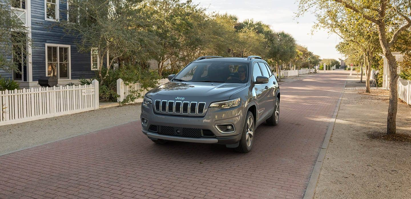 2019 Jeep Cherokee for sale near Cleveland, Painesville