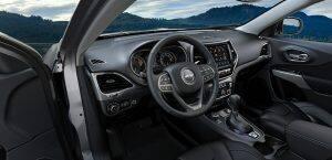 2019 Jeep Cherokee Interior