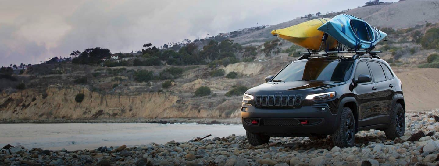2019 Jeep Cherokee Discover New Adventures In Style