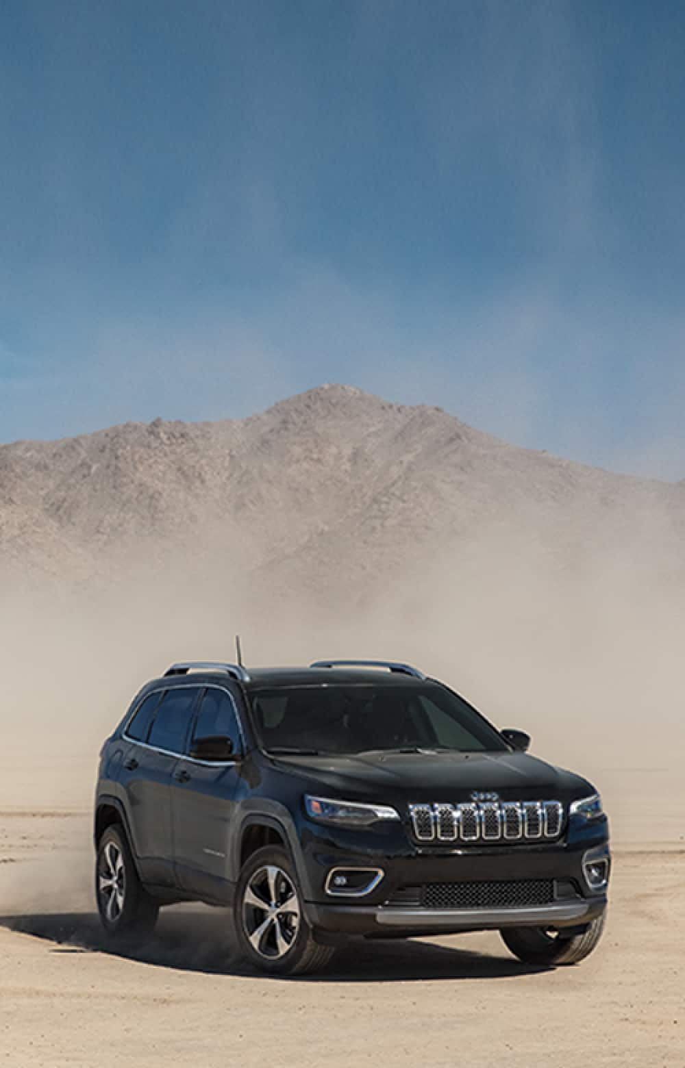 2019 Jeep® Cherokee - Discover New Adventures In Style