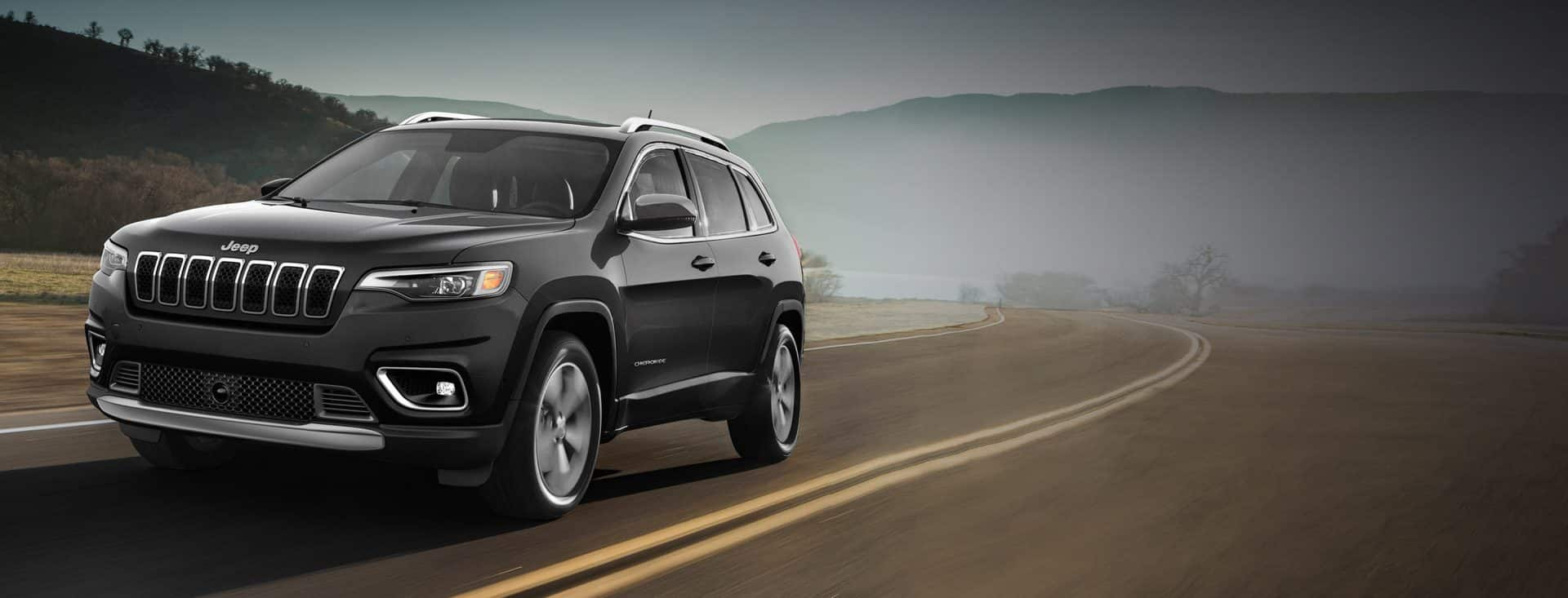 2019 Jeep Cherokee - Discover New Adventures In Style