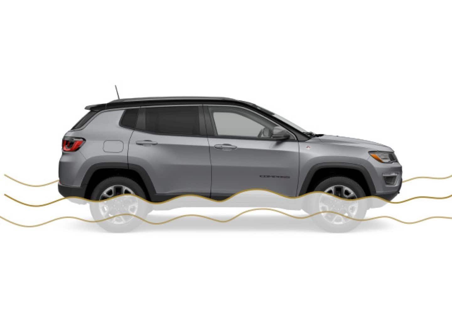 2019 Jeep® Compass - All Season Capability Features