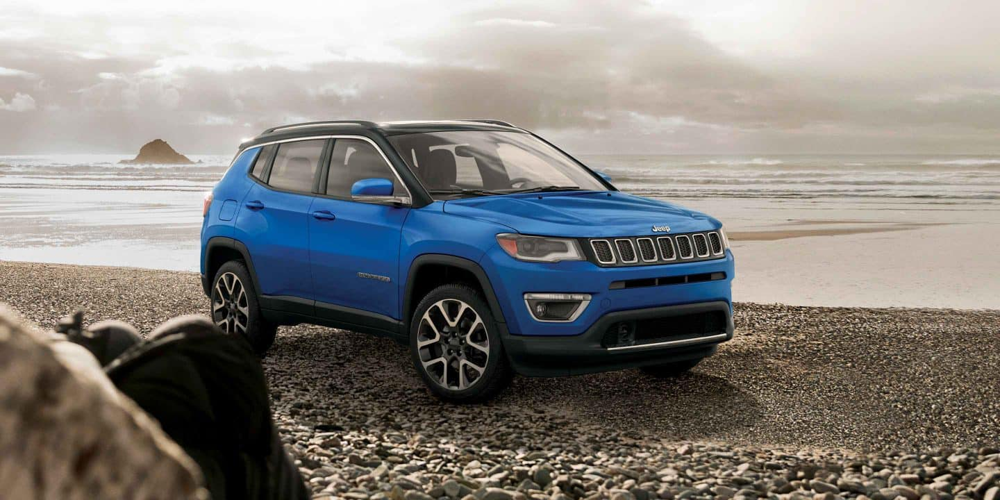 2019 Jeep® Compass - Photo and Video Gallery