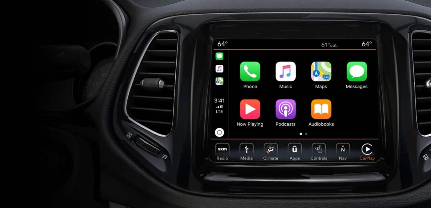 2019 Jeep Compass Stylish Interior Features Sound Bar Wiring Diagram Colors Applecarplay