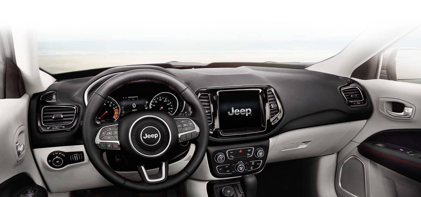 jeep compass 2019 interior and exterior