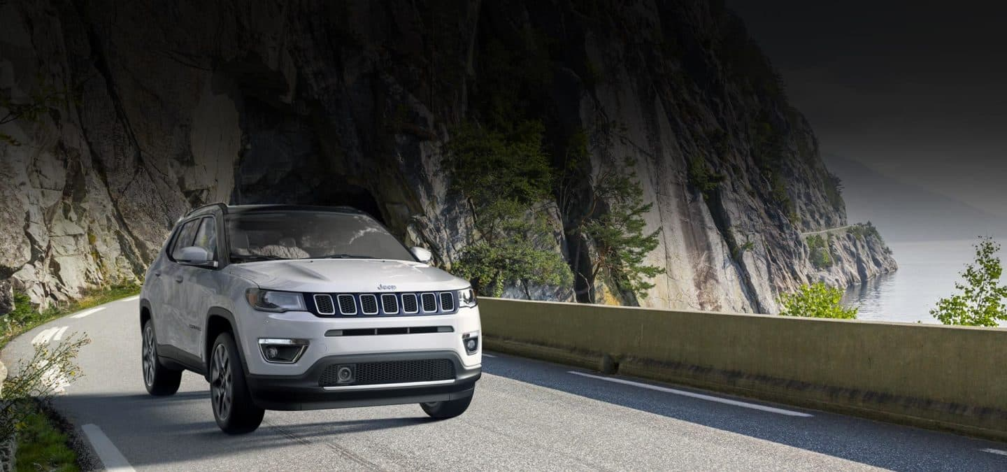 2019 Jeep ® Compass - Safety and Security Features