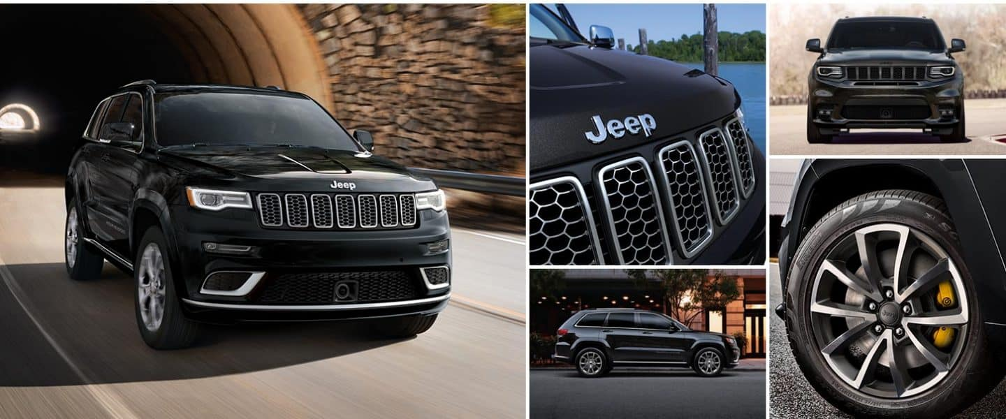 78735acc2f2 2019 Jeep Grand Cherokee - Rugged Exterior Features