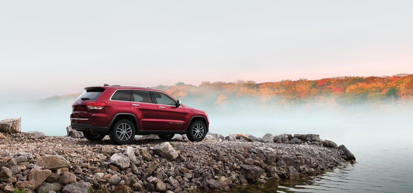 292f72d79db 2019 Jeep® Grand Cherokee - Rugged Exterior Features