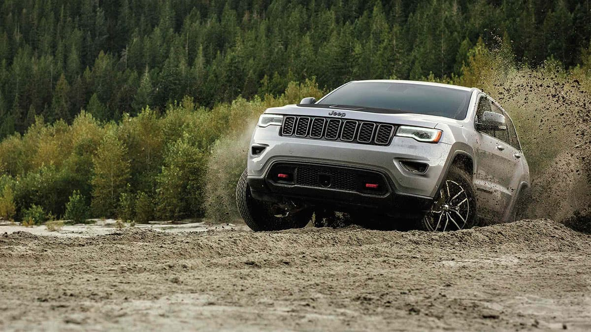 Trim Levels Of The 2020 Jeep Grand Cherokee Browning Cdjr Norco Ca