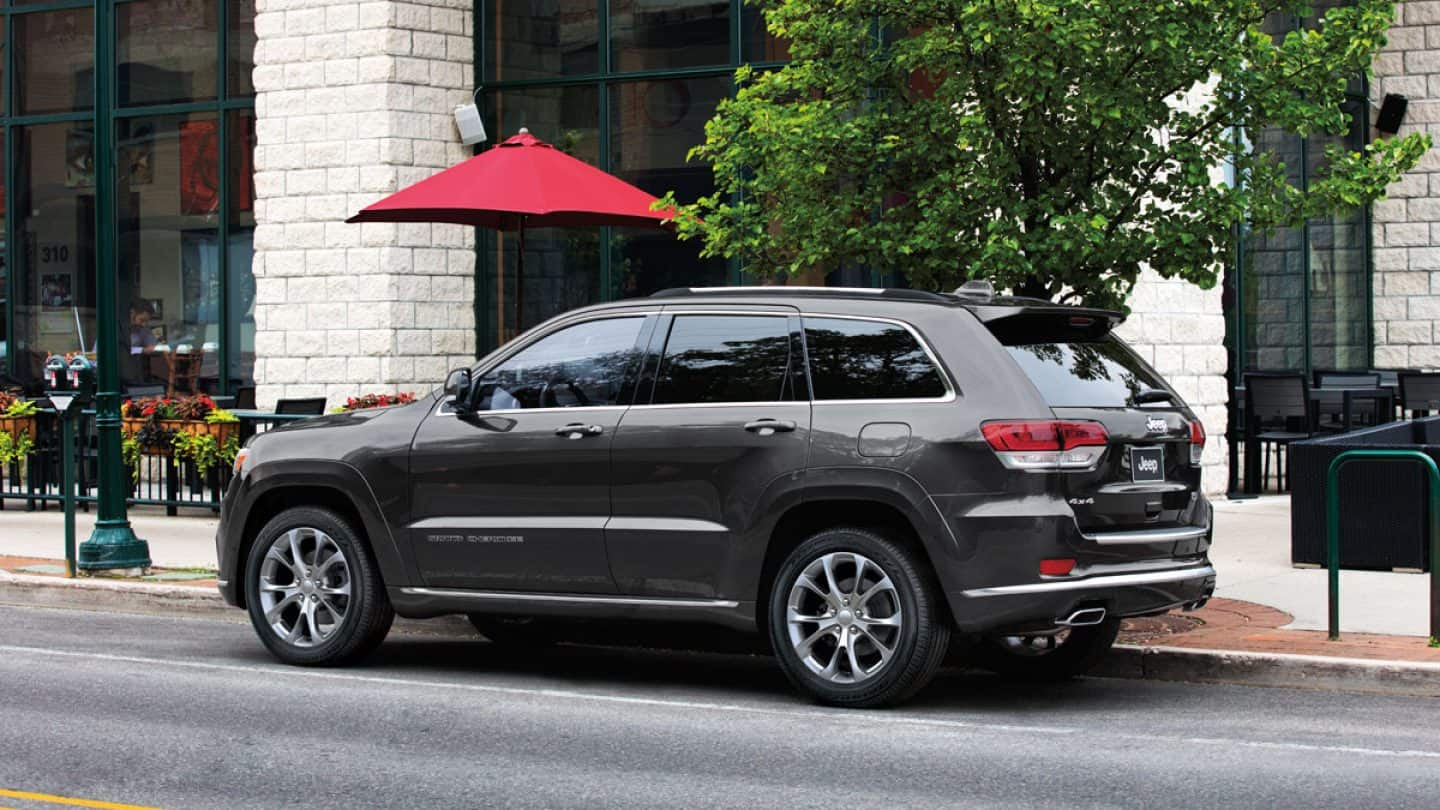 2019 Jeep® Grand Cherokee - Photo and Video Gallery