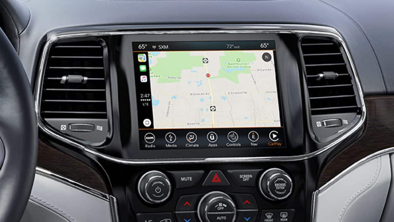 Jeep Cherokee Interior >> 2019 Jeep Grand Cherokee Premium Interior Features