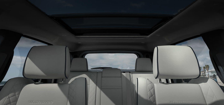 2019 Jeep® Grand Cherokee - Premium Interior Features