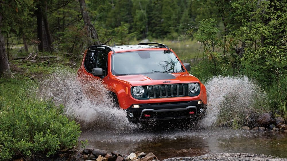 2019 Jeep Renegade For Sale Near Leavenworth Lansing