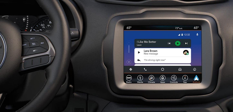 2019 Jeep® Renegade - Versatile Interior Features