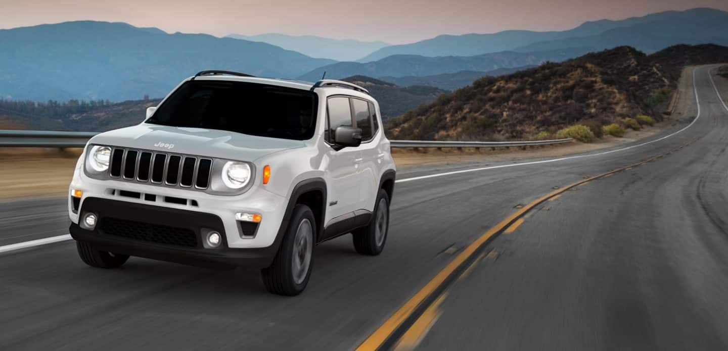 2019 Jeep® Renegade - Safety and Security Features