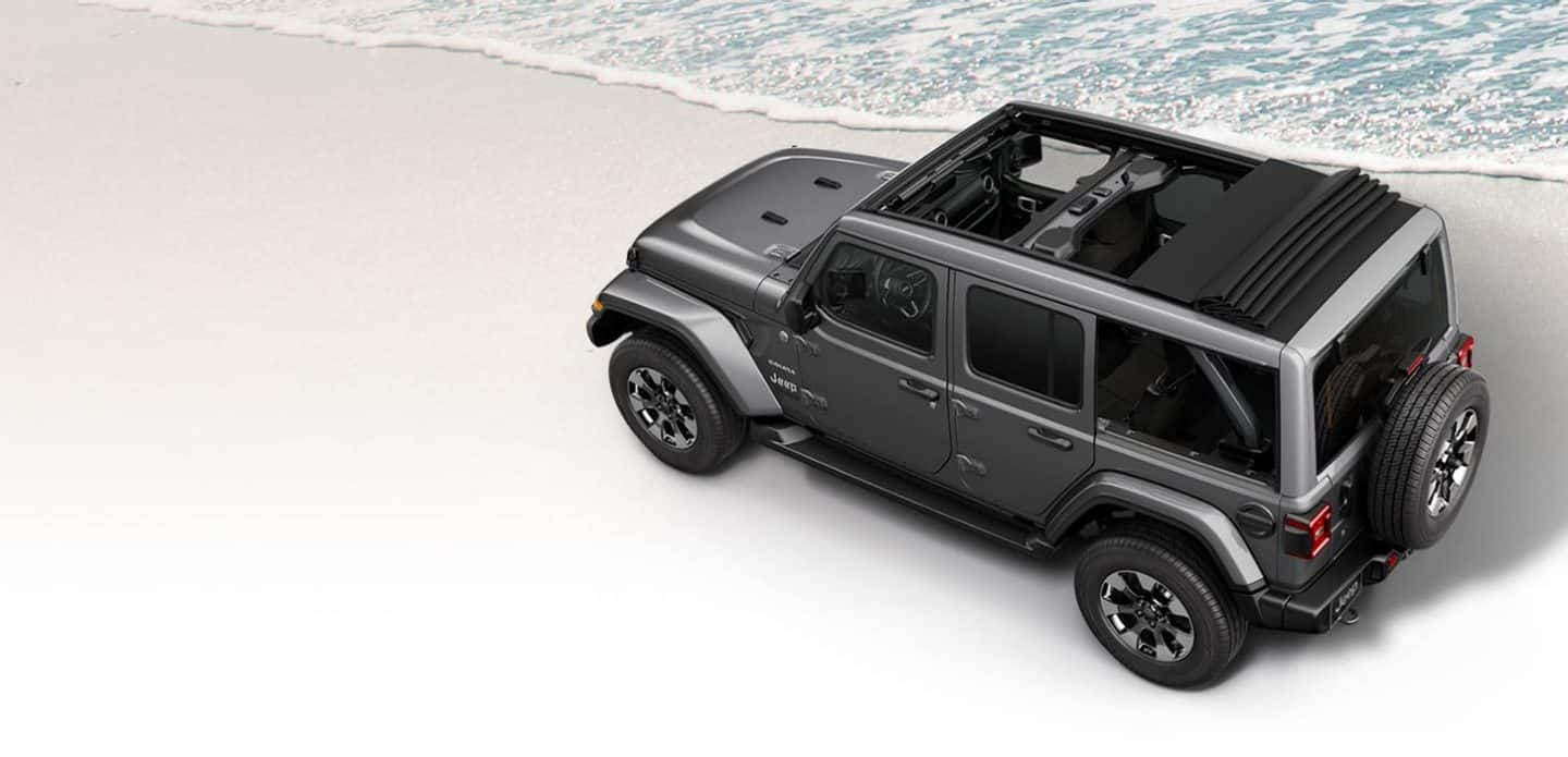 2019 Jeep Wrangler - Rugged Exterior Features