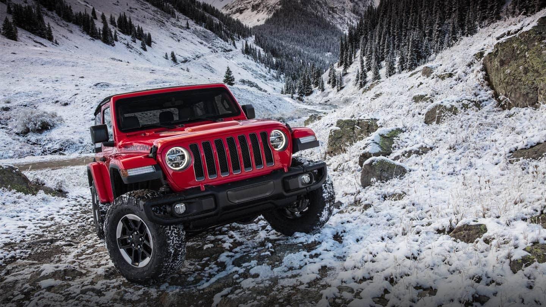2019 Jeep Wrangler Trim Levels Review Freeport IL