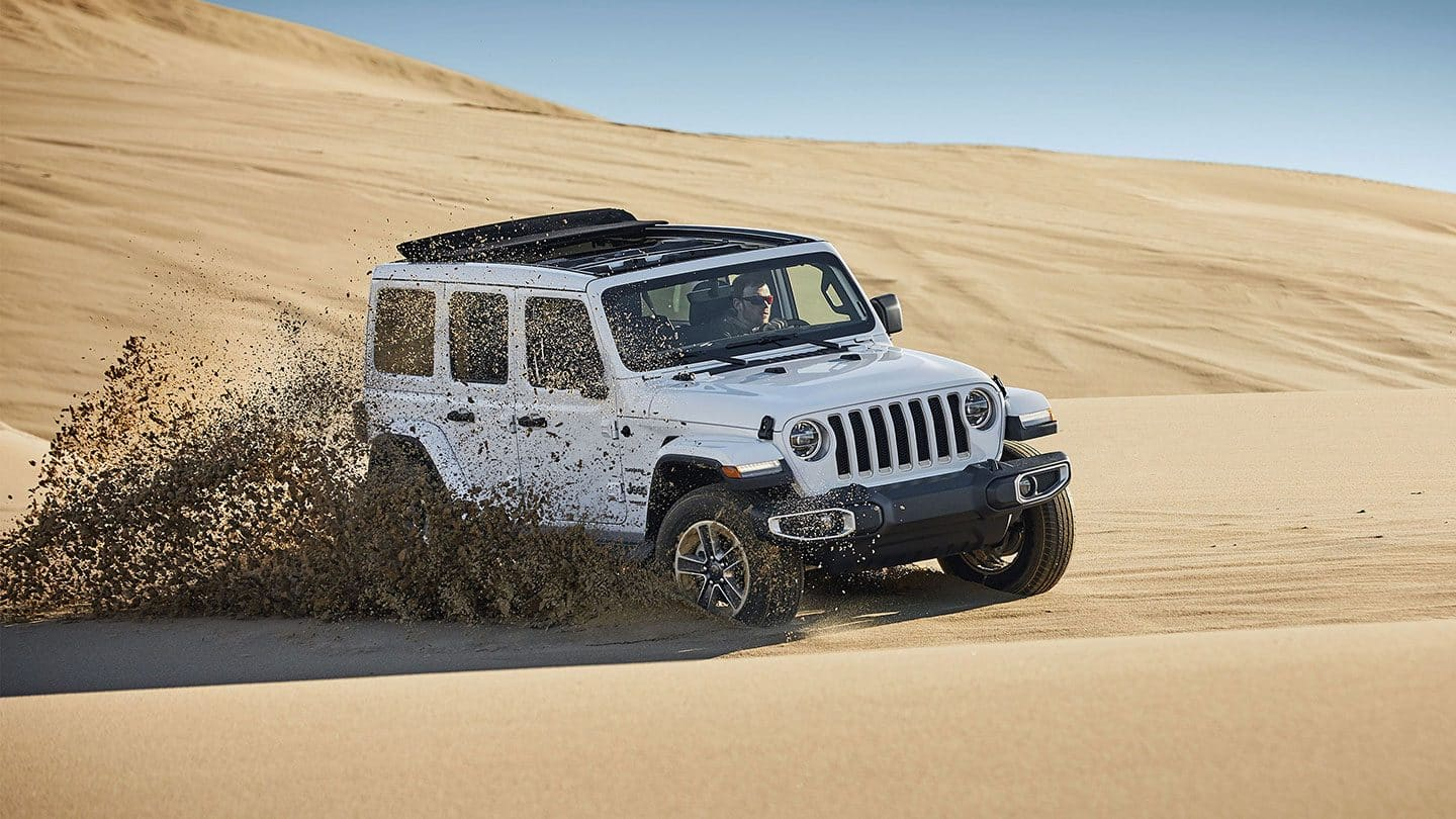 2019 Jeep® Wrangler - Photo and Video Gallery