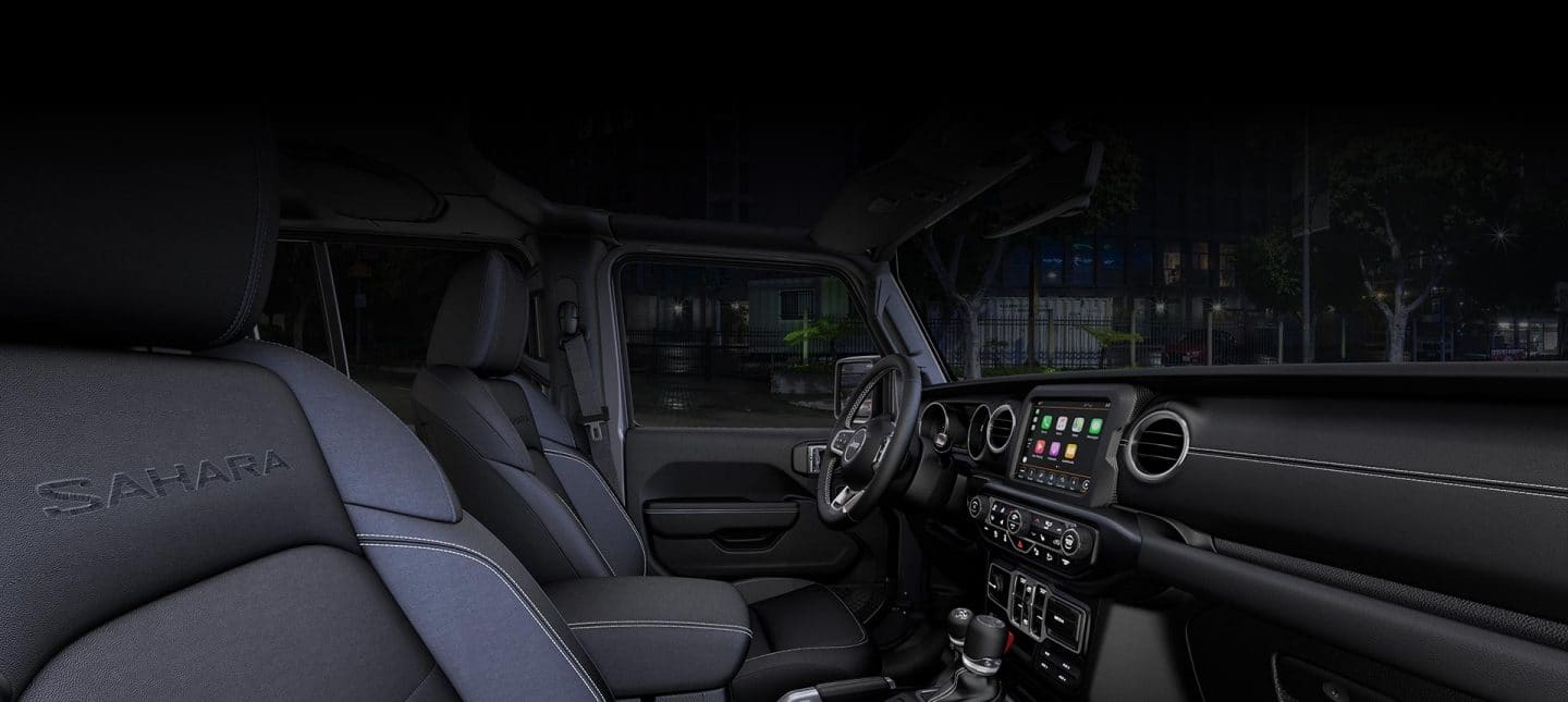 2019 Jeep Wrangler Exceptional Interior Features