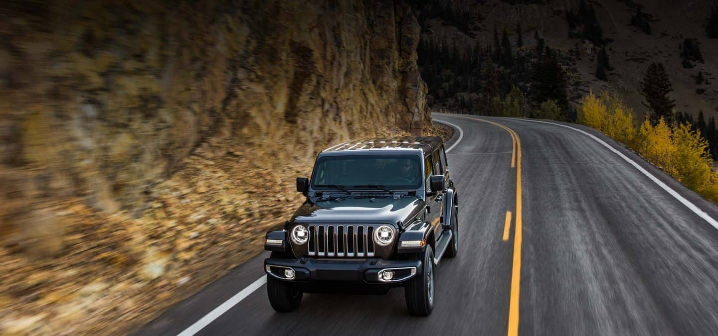 2019 Jeep Wrangler - Safety and Security Features