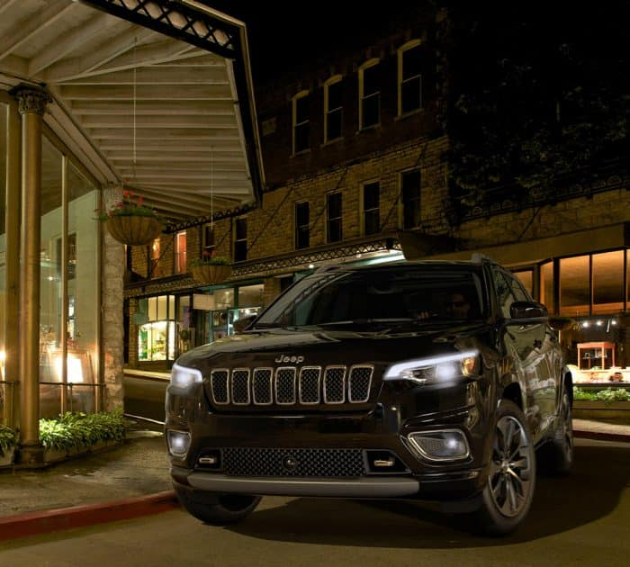 Trim Levels of the 2020 Jeep Cherokee
