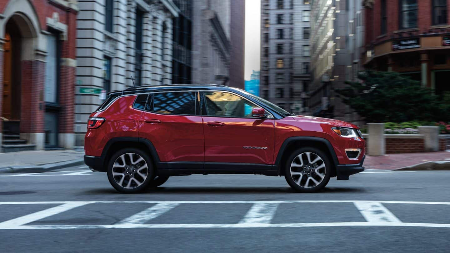 2020 Jeep Compass Photo And Video Gallery The Official Jeep Site