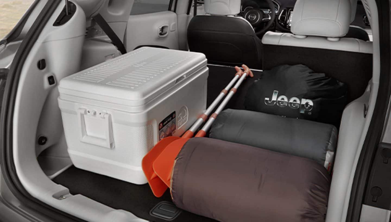 2020 Jeep Compass Interior Back Seat