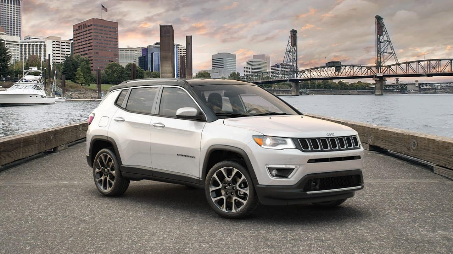 2020 Jeep Compass New Model and Performance