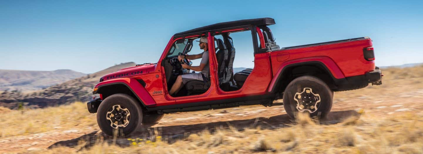 2020 Jeep Gladiator Reveal Gallery Image1