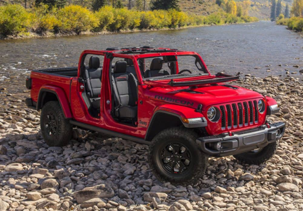 2020 Jeep Gladiator for sale near Augusta, Martinez ...