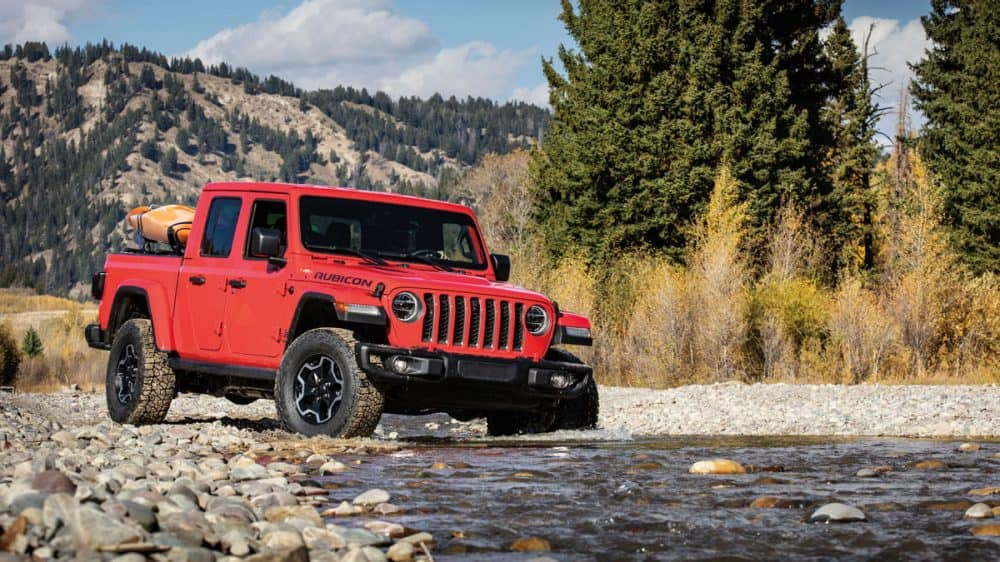 2020 Jeep Gladiator for sale near Mount Carroll, Dubuque, IA