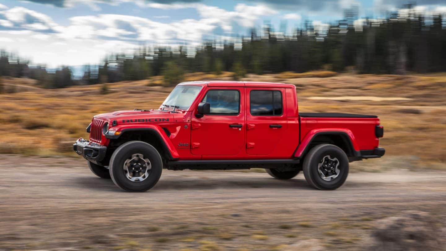 2020 Jeep Gladiator Beaufort Sc Buy A 2020 Jeep Gladiator