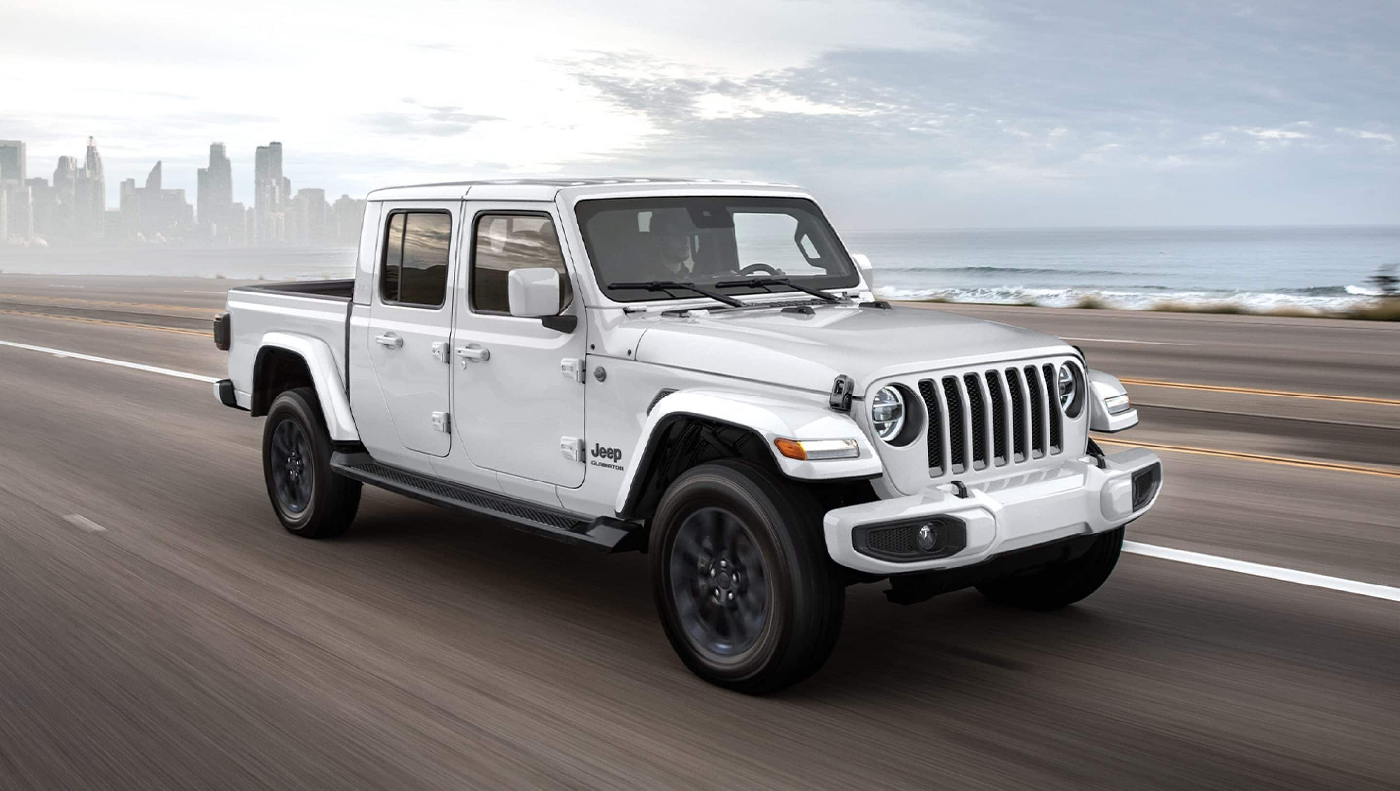 Trim Levels of the 2020 Jeep Gladiator