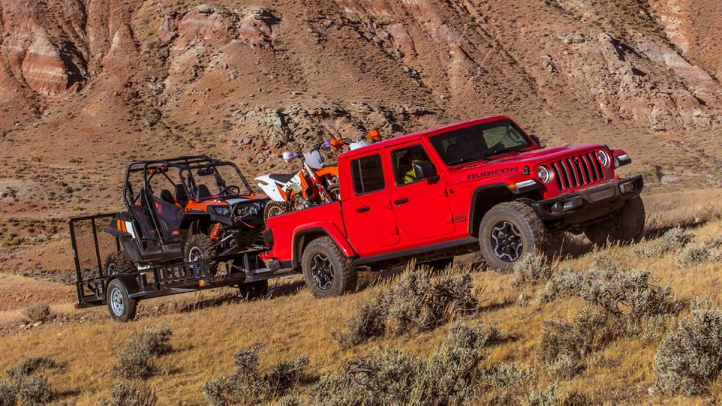 The All New 2020 Jeep Gladiator Erasing Boundaries