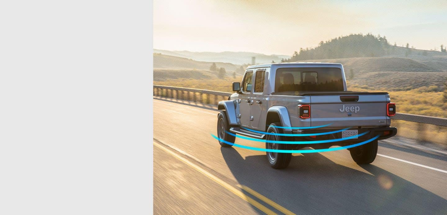 2020 Jeep Gladiator Safety And Security Features