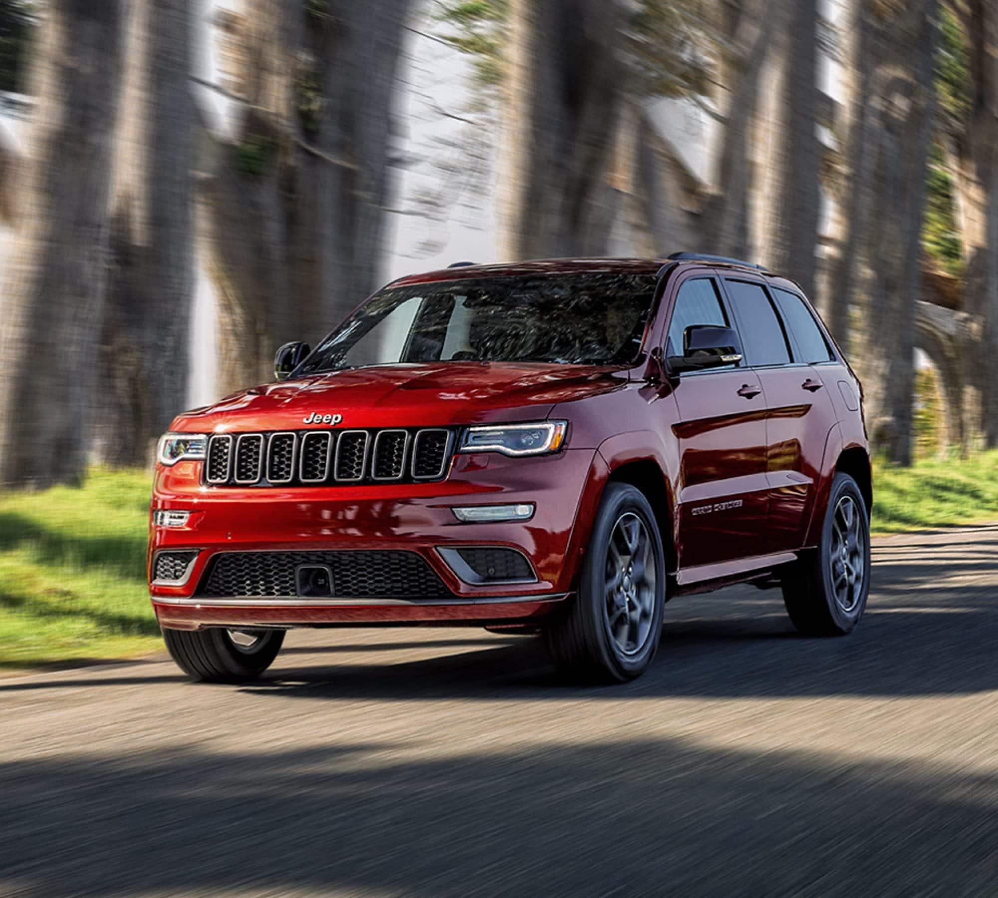 2020 Jeep Grand Cherokee First Drive