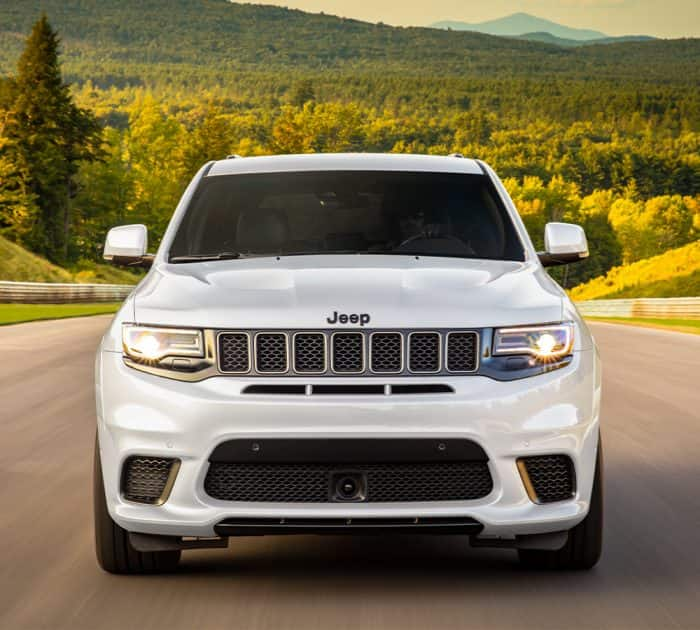 Trim Levels of the 2020 Jeep Grand Cherokee